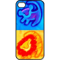 IPhone 4 4s Case idea case lion king case movie case cartoon case