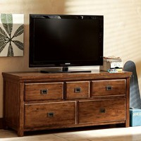 Oxford Wide Media Dresser