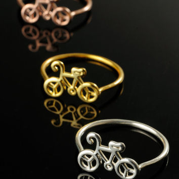 Velo Love Bike Ring