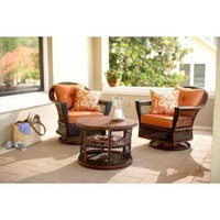 Guthrie 3-Piece Wicker Patio Seating Set-DISCONTINUED-2-11-903-TSET at The Home Depot