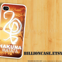 Lion King iPhone 4 Case iPhone 5 Case iPhone 4s Case idea case Galaxy Case Unique case Movie Case Cartoon Case Hakuna Matata case