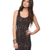 Tribal Knit Dress | FOREVER21 - 2000023089