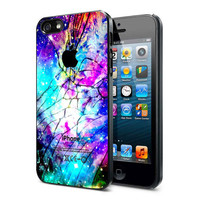 Galaxy Nebula Cracked Out Broken Glass 2 451K   by Accessories4Yu