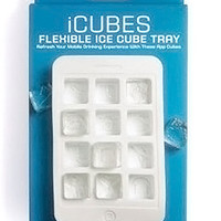 iCubes - App Ice Cube Tray from BaronBob.com