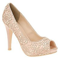 Call It Spring® Federle Peep-Toe Pumps : all women's shoes : womens shoes : jcpenney
