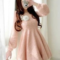 Fall Pretty and Cute Tea party dress