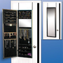 Over Door Mirror Armoire: Home & Kitchen