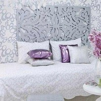 Brocade Home Exclusive - Rose Stitch Twin Duvet