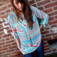 Bohemian Tunic | The Rage