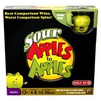 Mattel Sour Apples To Apples