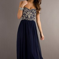 WowDresses  2013 New Style Bead Strapless Prom Dresses