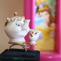 Mrs Potts and Chip from Beauty and the beast by lepetitebonbon