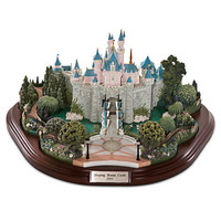 Disney Sleeping Beauty Castle Miniature by Olszewski | Disney Store