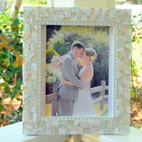Wedding Frame, Mosaic