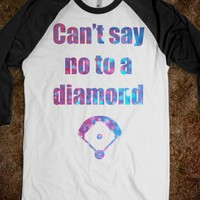 Can't say no to a diamond - hamdude - Skreened T-shirts, Organic Shirts, Hoodies, Kids Tees, Baby One-Pieces and Tote Bags