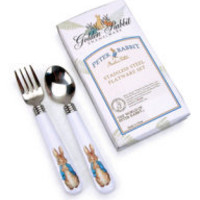 BBC America Shop - Peter Rabbit Flatware