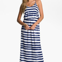 Lush Knit Maxi Dress (Juniors) | Nordstrom