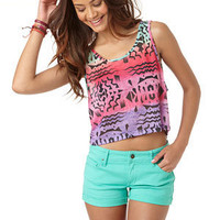 dELiAs &gt; Taylor 2 1/2&quot; Mint Short