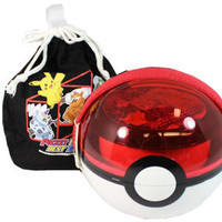 Pokemon Pokeball Bento Lunch Box ~ Best Wishes!