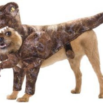 Animal Planet PET20109 Raptor Dog Costume, Small: Pet Supplies