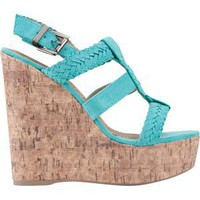 SODA Sotto Womens Shoes 192518246 | heels &amp; wedges | Tillys.com
