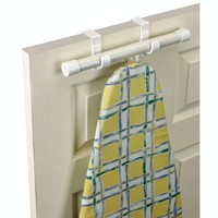 Household Essentials 126 T-LEG Over The Door Ironing Board Holder