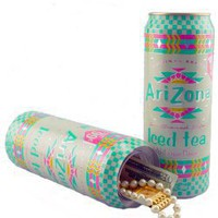 Can Safe Arizona Ice Tea: Home & Kitchen