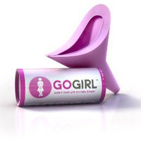 Go Girl Female Urination Device, Lavender: Health & Personal Care