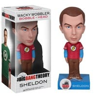 Big Bang Theory Sheldon Bobblehead  - Whimsical &amp; Unique Gift Ideas for the Coolest Gift Givers