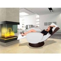 SR-7 Zero Gravity Serenity Massage Chair with MP3 Music Player