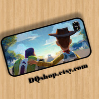 iPhone 5 Case Woody Buzz  -  iPhone 4 Case Goodbye Andy