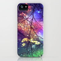 look to the stars iPhone Case by Sylvia Cook Photography