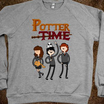 Potter Time (crew neck)