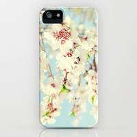 Falling for Spring iPhone Case by Lisa Argyropoulos | Society6