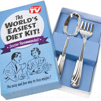 THE WORLD&amp;#39;S EASIEST DIET KIT