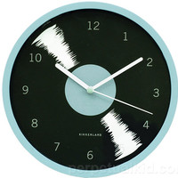RETRO RECORD WALL CLOCK