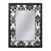 Illuminada - Elysian Damask Mirror (8616) - Decorative - Mirrors