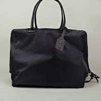 Men's Hudson Navy Holdall Bag