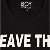 Men's Leave the Boy Alone Vest