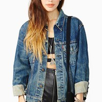 Levi's Denim Jacket - Sunkissed