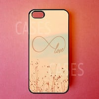 Iphone 5 Case Infinity Love Iphone Cover, Best Forever Love Iphone Cases