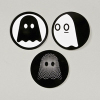 "Ghostly Logo 2.75"" Sticker Set - The Ghostly Store"