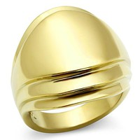 Ion Gold Plated Ring - 06564