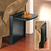 Tuc-Away Table, Portable Side Table, Small Sofa Table | Solutions