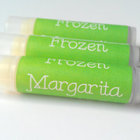 Frozen Margarita Lip Balm by ZEN-ful, Lip Butter, Lip Balm Margarita, Gift Ideas