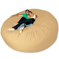 Amazon.com: Pebble Giant Bean Bag Chair: Home & Kitchen