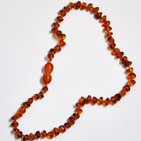 Baby Amber Teething Necklaces