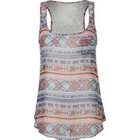 FULL TILT Tribal Womens Tank 186456957 | tanks | Tillys.com
