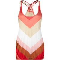FULL TILT Stripe Basket Weave Womens Tank 192788957 | tanks | Tillys.com