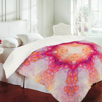 DENY Designs Home Accessories | Jacqueline Maldonado Fire 1 Duvet Cover